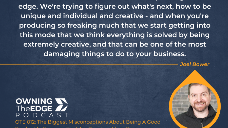 business education misconceptions