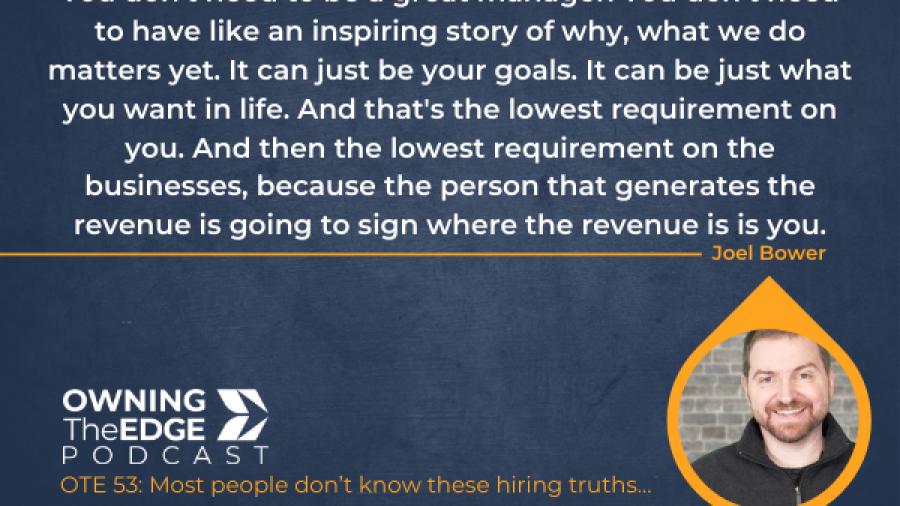 great hiring for entrepreneurs