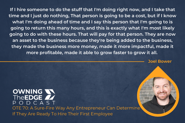 how to determine if you are ready to hire your first employee
